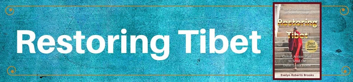 Together, We Are Restoring Tibet